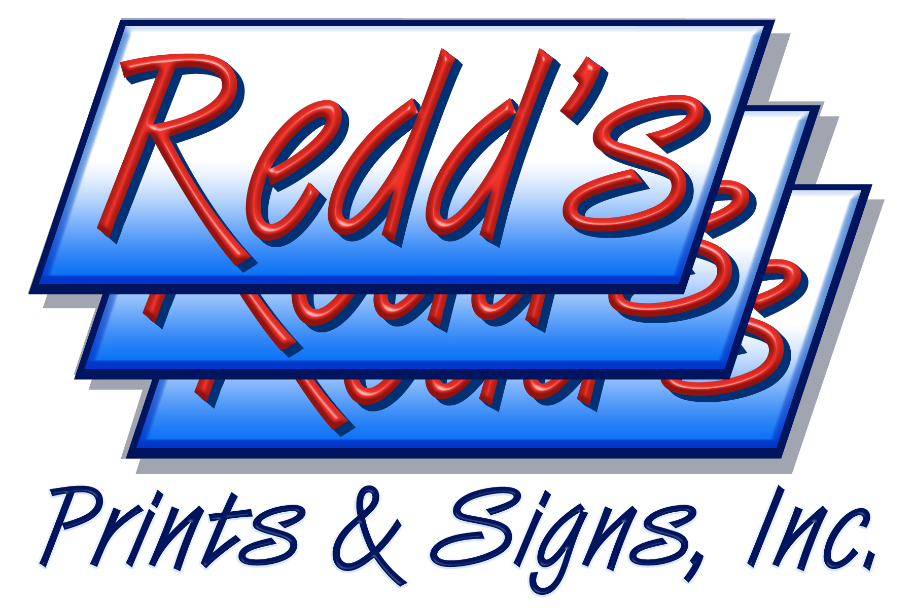 Redd's Prints & Signs Inc.