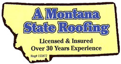A Montana State Roofing