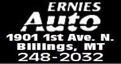 Ernie's Auto Sales