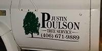 Justin Poulson Tree Service