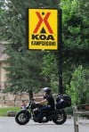 KOA - motorcyclists