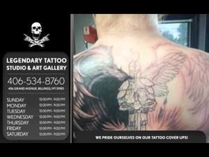 Legendary Tattoo Studio and Art Gallery