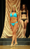 Olivia Dowler of Billings competes in the LifeStyle and Fitness