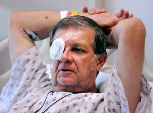 Alleged attack in Walmart parking lot likely will leave 70-year-old blind in one eye