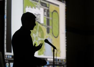 Heights middle school plan reviewed, concerns raised at forum