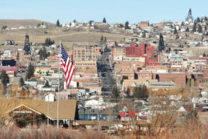 Silver Bow and Missoula: The bluest of the blue counties
