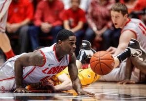 Gallery: Wyoming men's basketball