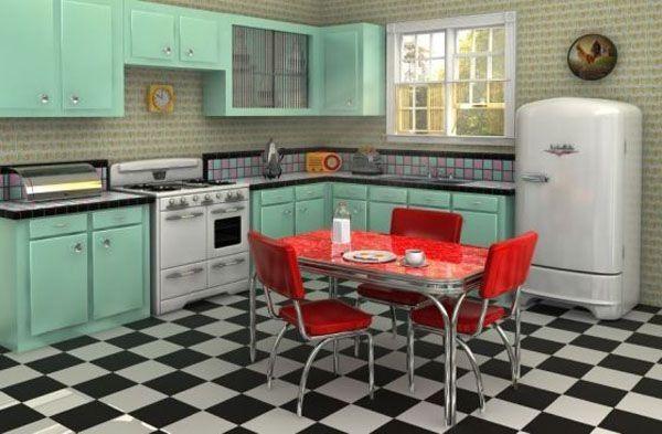 Genial 1950 Home Decor 1950 S Style Home Decor U2013 House Design Ideas
