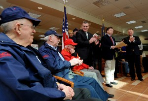 Stockman Bank to help raise funds for more Big Sky Honor Flights