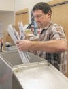 Yellowstone County Electios Administrator Bret Rutherford removes early voting ballots