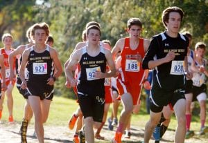 Broncs' Aragon, Johnson run to city meet titles