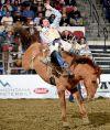 """George Gillespie rides """"Hard Luck"""""""