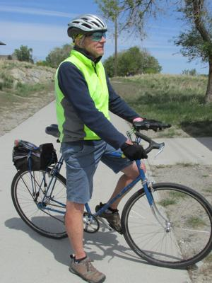 Weekly Webb: Riding is therapy, bicyclist says