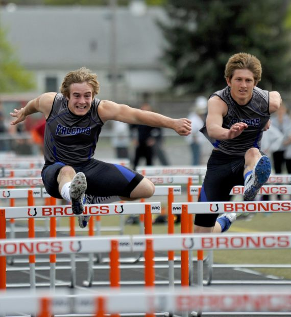 Close boys race on tap at State AA track