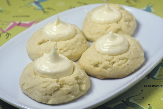 Delicate Key lime meltaways have a refreshing hint of citrus. (AP ...