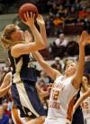 Bobcats outlast Lady Griz, 58-49