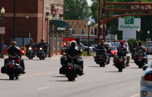 Hells Angels run in Wyoming uneventful