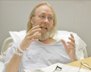 "Miles City man says he shot himself in the leg as ""last resort"""