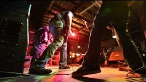 Montana Mixtape live: Omnithex at the Garage