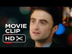 What If Movie CLIP - Making the Hard Way Look Easy (2014) - Daniel Radcliffe Movie HD