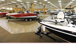 Boat dealer moves into former Scheels space at Rimrock Mall