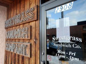Sweetgrass Sandwich Co., longtime local restaurant, closes