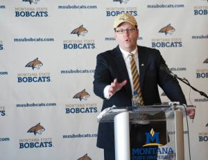Fish vows Bobcats will 'play the game the right way'