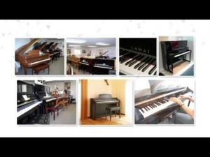 All About Pianos