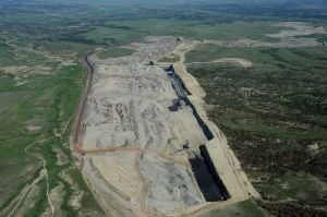 Rail delays hit Powder River Basin Coal