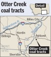 2nd lawsuit filed against state's Otter Creek coal lease