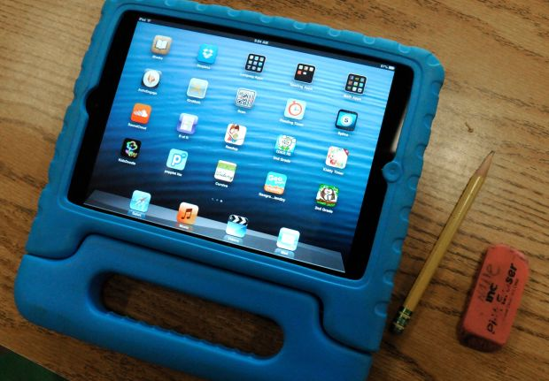 Billings Catholic Schools bring more iPads to classrooms this year