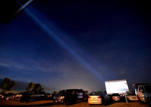 A Night at the Movies: Amusement Park Drive-In