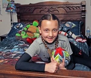 Billings 9-year-old to get her kicks at Punt, Pass & Kick finals