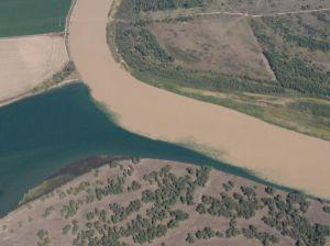 Eastern Montana flooding