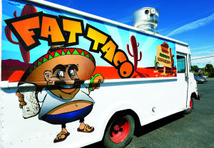 Fat Taco: 'Authentic, freshly prepared Mexican cuisine'