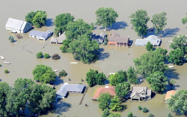 Officials deny causing Missouri River floods