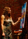 Artist Sarah Morris