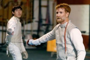 Staying sharp: Fencing is no bowl of ice cream