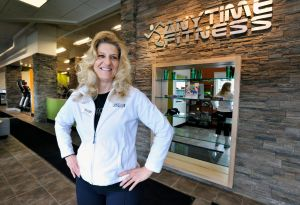 Construction Zone: New Anytime Fitness is geared toward busy clients