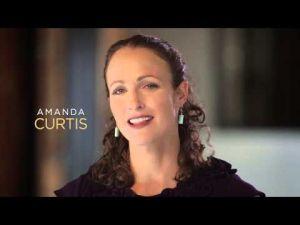 "Amanda Curtis ad ""One of Us"""