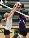 Dewald's 12 kills help Battlin' Bears sweep Westminster
