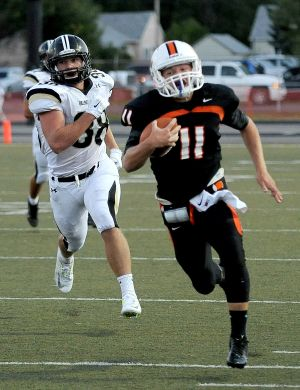 Football: Billings Senior vs. Billings West