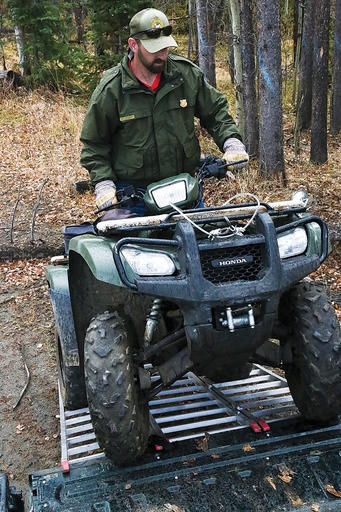 Game Wardens Build Relationships To Prevent Poaching