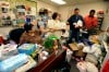 'Kids know what kids like': Students donate to children displaced by floods