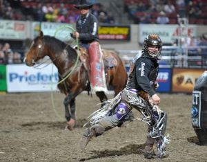 Nance wins Billings PBR event