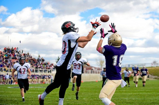 Carroll football sked includes game on red turf | Carroll ...