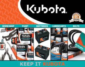 Your local Kubota dealer is committed to providing quality service to meet our customers' various needs.