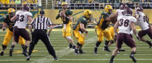 No. 1 North Dakota State holds off Griz, extends winning streak