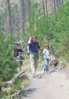 Mystic Falls walk