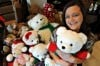 Teddy bears, bracelets going to Newtown victims' families, survivors